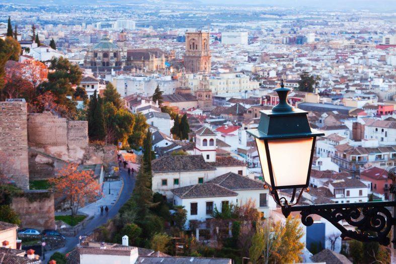 Granada Španělsko