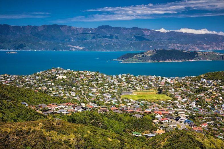 Hlavní město Nového Zélandu, Wellington
