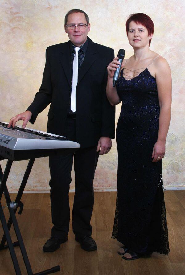 Hudební duo Chotěboř