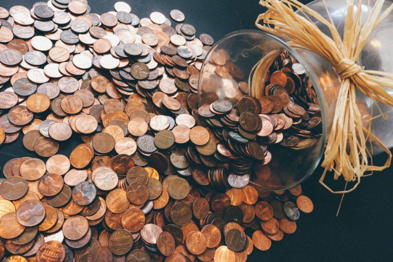 Jak darovat peníze jako svatební dar