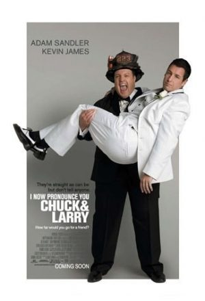 Film Když si Chuck bral Larryho, I Now Pronounce You Chuck and Larry