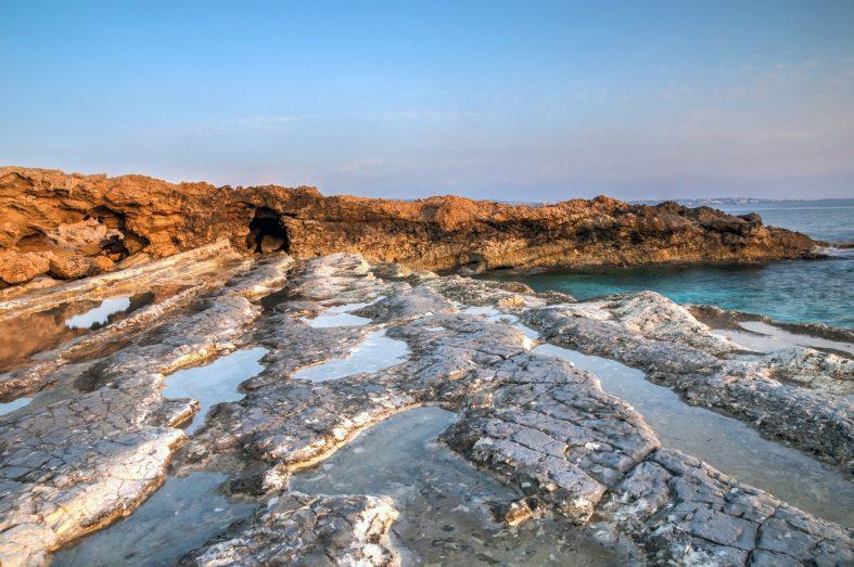 Korálová zátoka Coral Bay