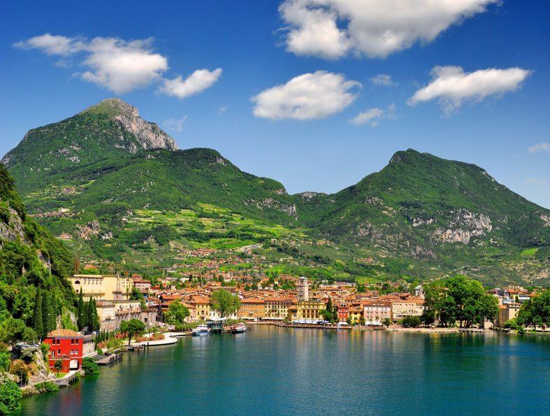 Gardské jezero, Lago di Garda