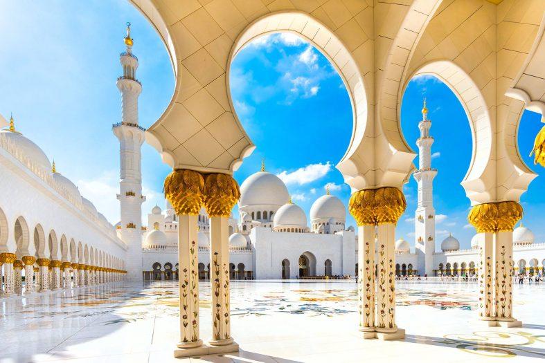 Mešita Skeikh Zayed Mosque, Abú Dhabí