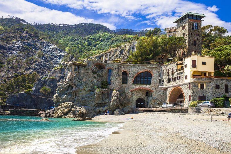 Historické město Monterosso al Mare