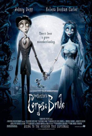 Film Mrtvá nevěsta Tima Burtona - Corpse Bride