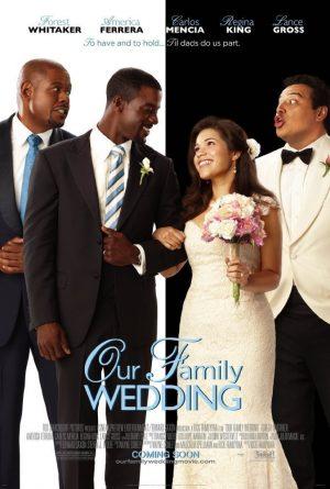 Film Naše rodinná svatba, Our Family Wedding