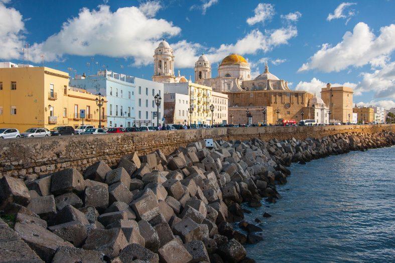 Nejstarší město Evropy - Cádiz
