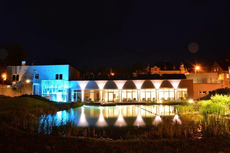 Noční hotel Antonie