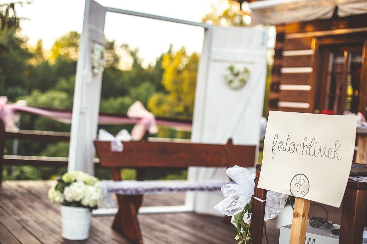 Organizace svatby agenturou Svatby do puntíku