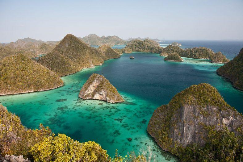 Ostrovy Raja Ampat