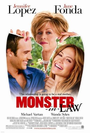 Film Příšerná tchýně, Monster-in-Law