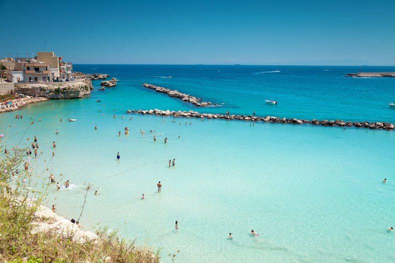 Otranto, region Puglia