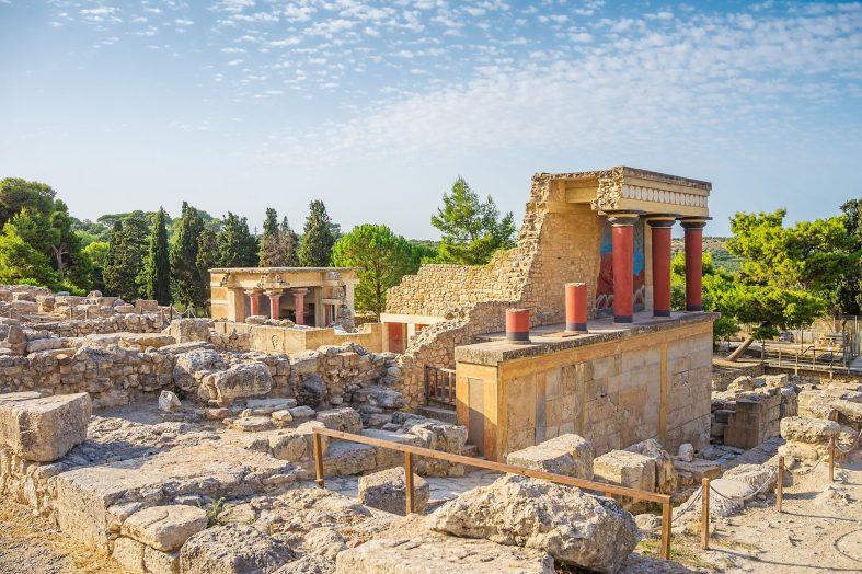 Ruiny Knóssos