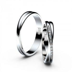 Rytí na snubní prsteny