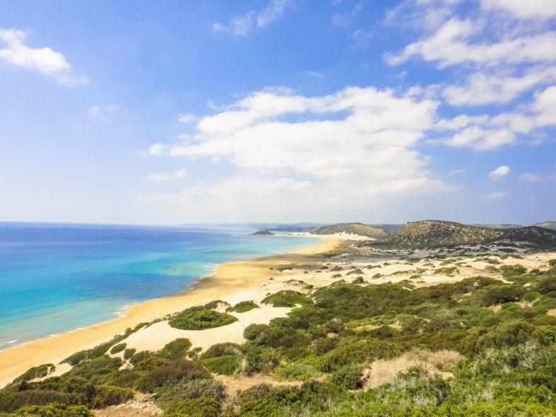 Severní pobřeží Kypru
