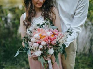 Svatba v boho stylu
