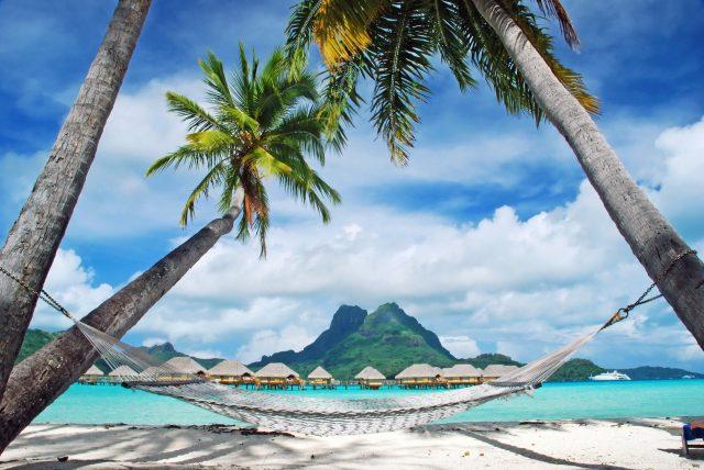 Svatební cesta Bora Bora