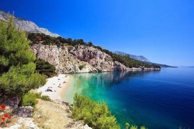 Svatební cesta Chorvatsko