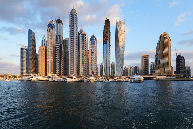 Svatební cesta Dubaj