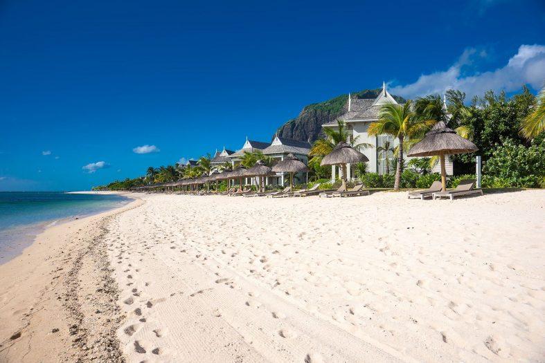 Svatební cesta Mauricius