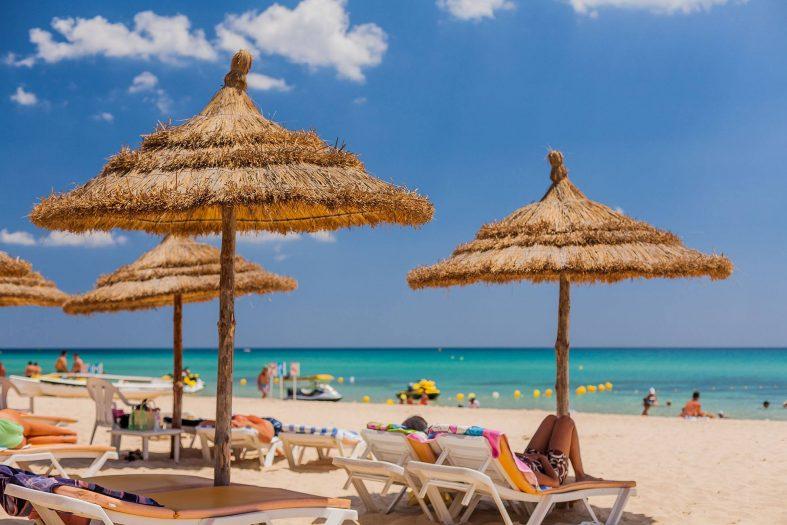 Svatební cesta Tunisko