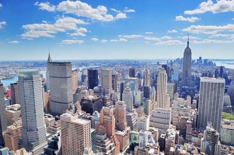 Při svatební cestě po USA určitě navštivte New York