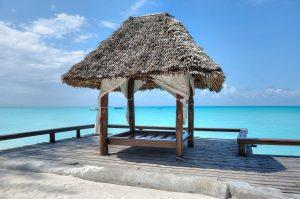 Svatební cesta Zanzibar