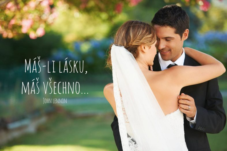 Svatební citáty na svatební oznámení