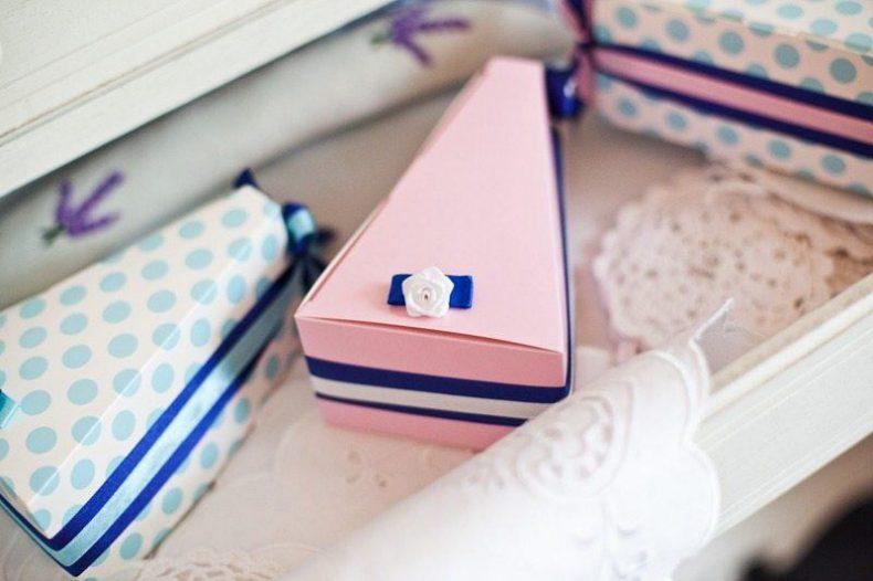 Svatební dárky pro hosty