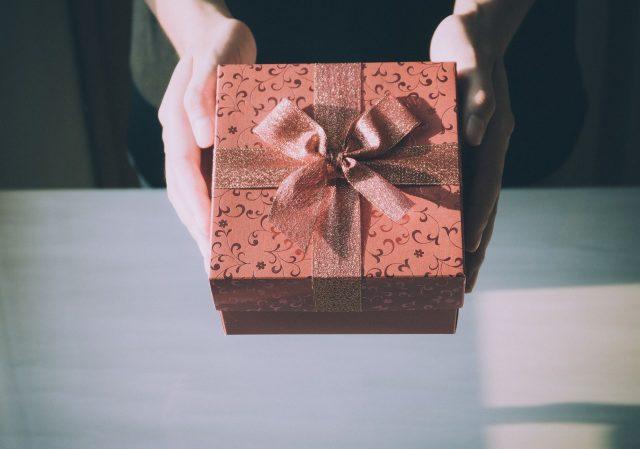 Tipy na originální svatební dary