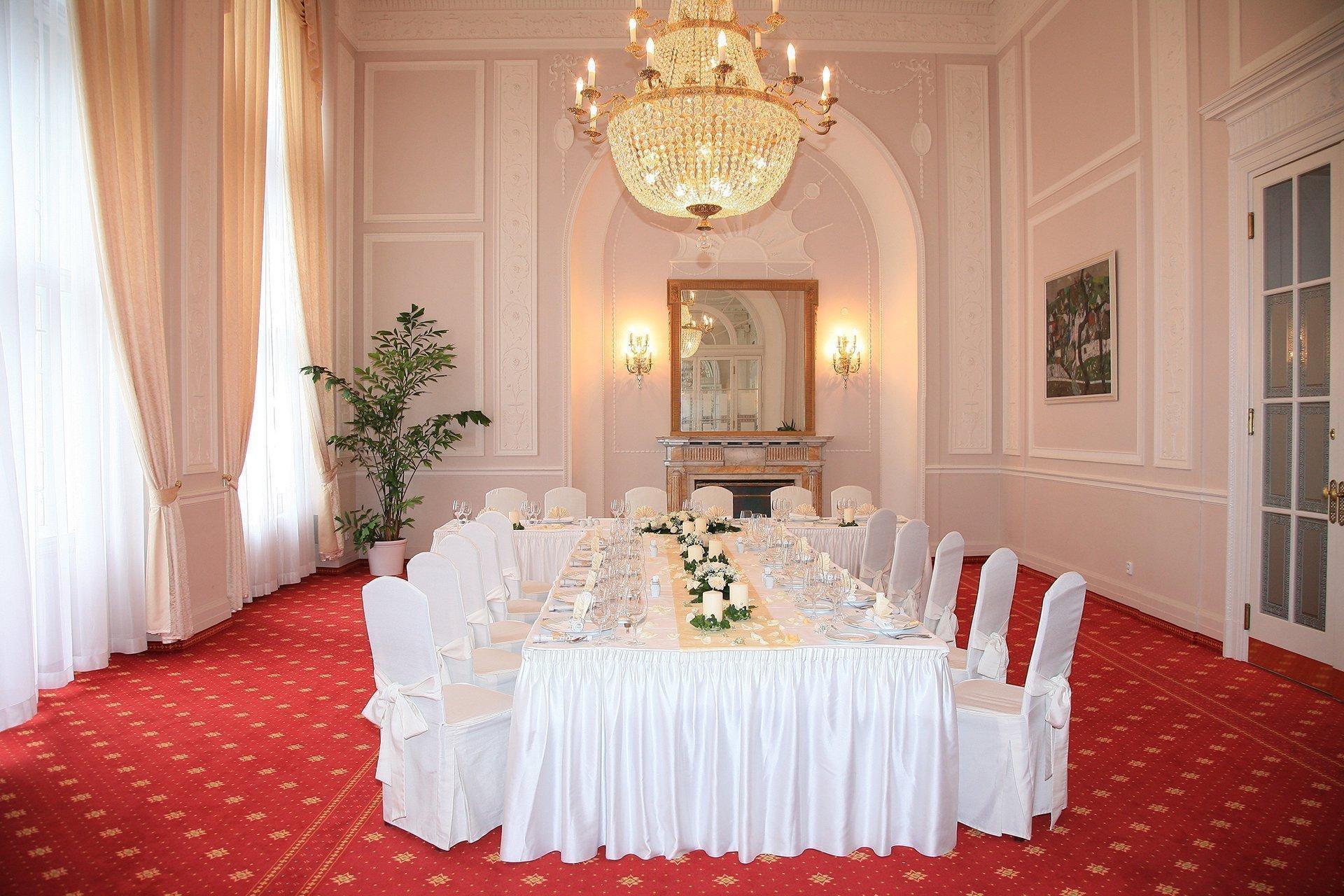 Svatební hostina - Karlovy Vary, Hotel Imperial