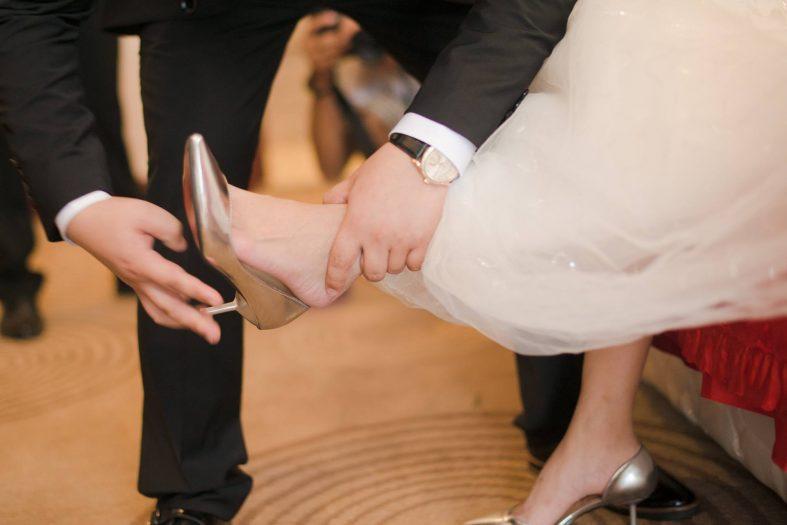 Svatební hra rok s přáteli
