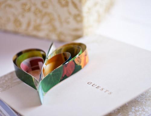 Svatební kniha hostů – originální památka na vaši svatbu
