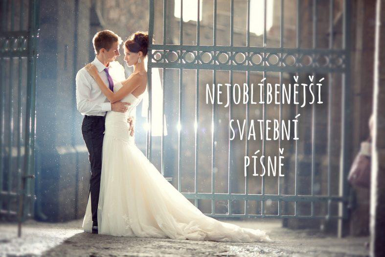 Svatební písně k tanci i svatebnímu obřadu