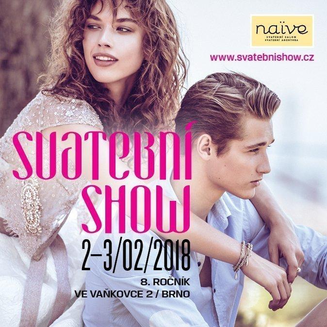 Svatební show Brno 2018