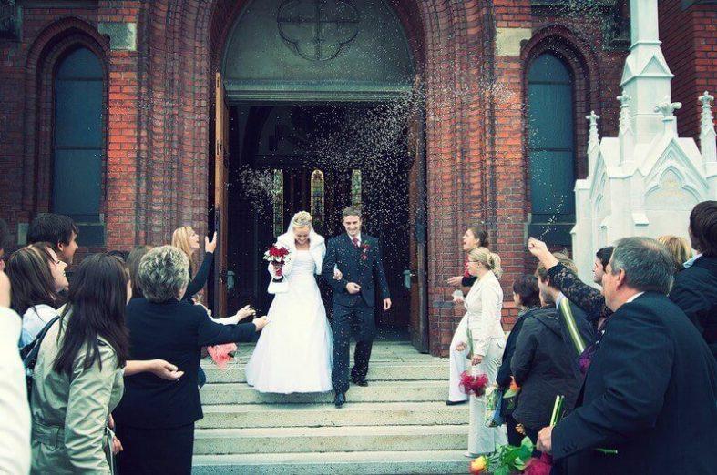 Svatební špalír