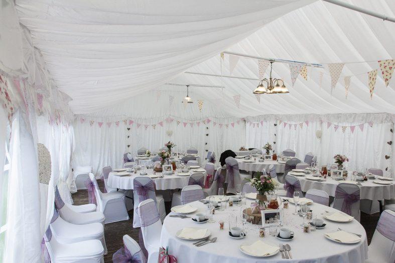 Svatební stan