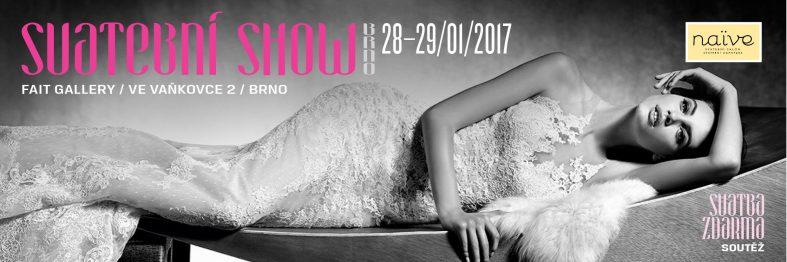 Svatební veletrh Brno 2017