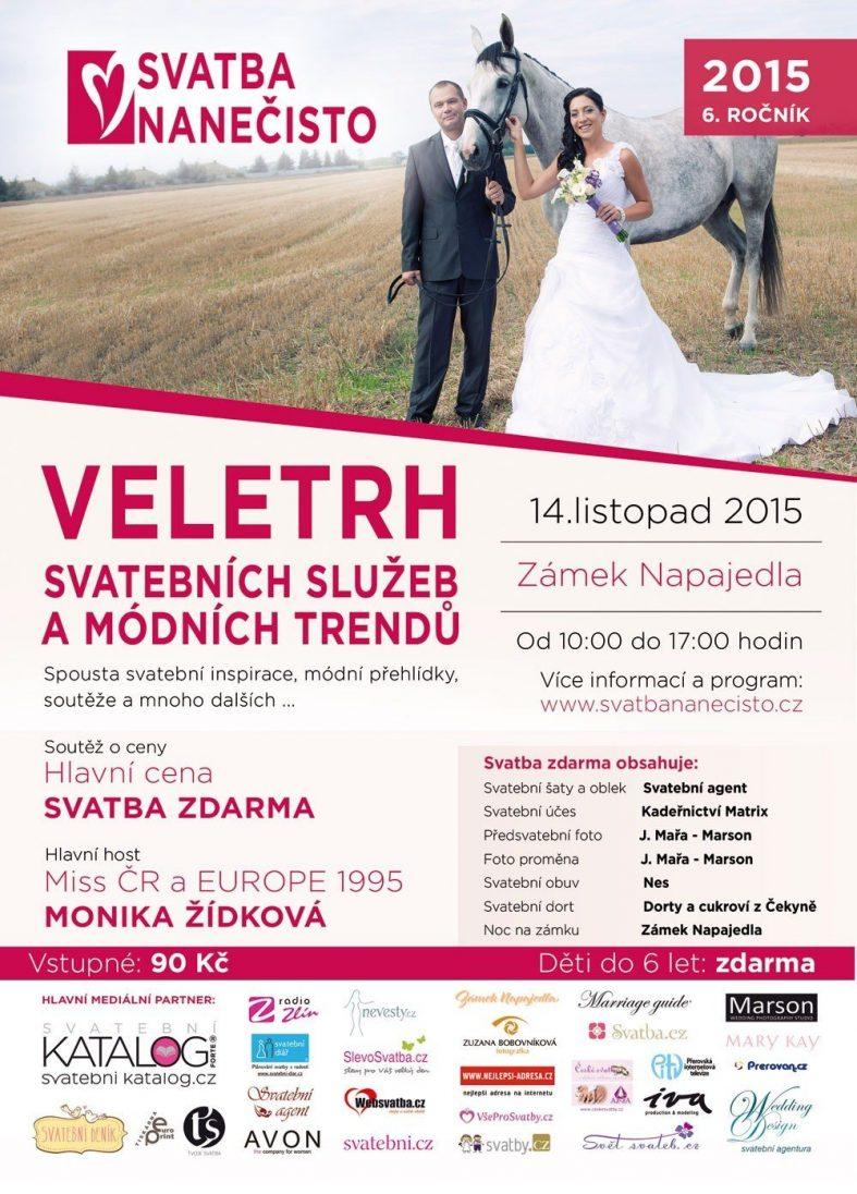 Svatební veletrh Napajedla 2015