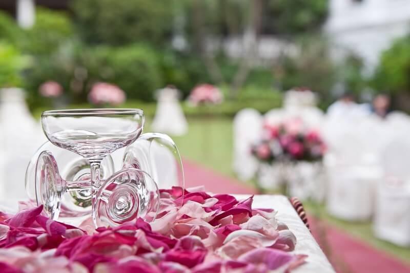 Zvyky u svatební hostiny