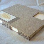 Textilní kniha hostů