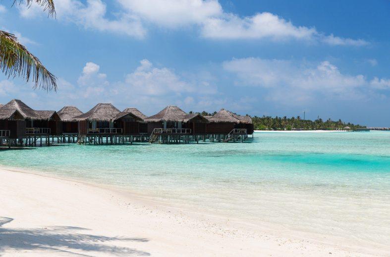 Ubytování v bungalovech, Maledivy