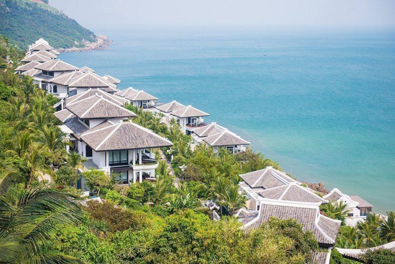 Ubytování ve Vietnamu v bungalovech s výhledem na moře