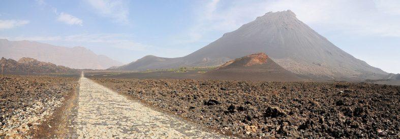 Vulkán Pico de Fogo
